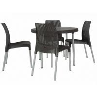 Комплект уличной мебели Jersey set