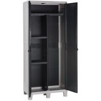 Шкаф 2х дверный глубокий WOODY'S XL