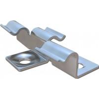 Кляймер металлический  HILST FIX prof 3D для террасной доски