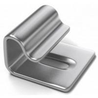 Кляймер металлический  HILST FIX prof 3D start для террасной доски и сайдинга