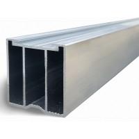 Алюминиевая лага HILST для террасных настилов 35*40*4000