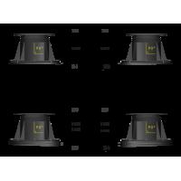 Корректор угла наклона опоры 1° Pedestal T-SC1