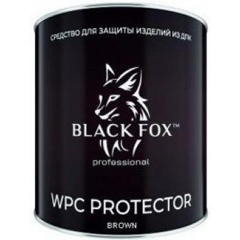 Масло для террасной доски из ДПК Black Fox Protector купить с доставкой по России