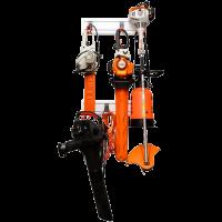 Набор для хранения крупногабаритного электроинструмента ESSE GARDEN TR UNI-3