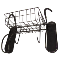Подвесная система вертикального хранения 2-х велосипедов RC1824